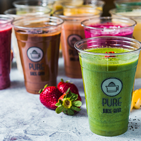 Super-Food Smoothies